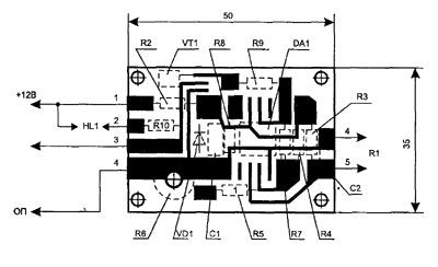 электрическая схема подключения вентилятора